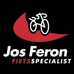 Logo Fietsspecialist Jos Feron voor Ontdek de e-bike