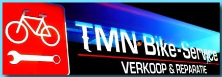 Logo TMN Bike-Service voor Ontdek de e-bike