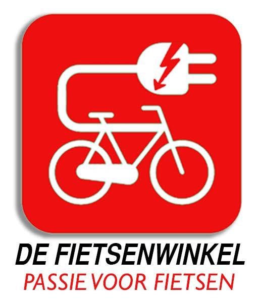 Logo De Fietsenwinkel voor Ontdek de e-bike