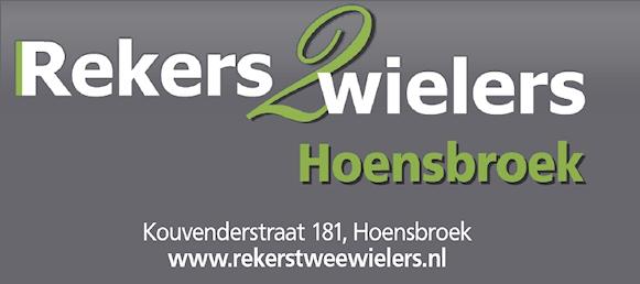 Logo Rekers Tweewielers Hoensbroek voor Ontdek de e-bike