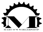 Logo Marco's Wielershop voor Ontdek de e-bike