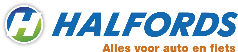 Logo Halfords Maastricht voor Ontdek de e-bike