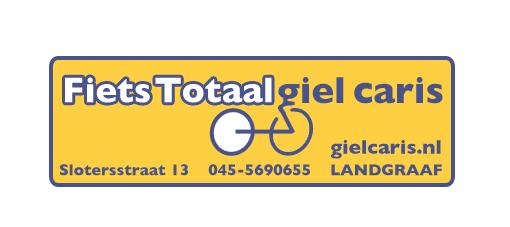 Logo FietsTotaal Giel Caris voor Ontdek de e-bike