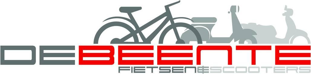 Logo De Beente Fietsen & Scooters voor Ontdek de e-bike