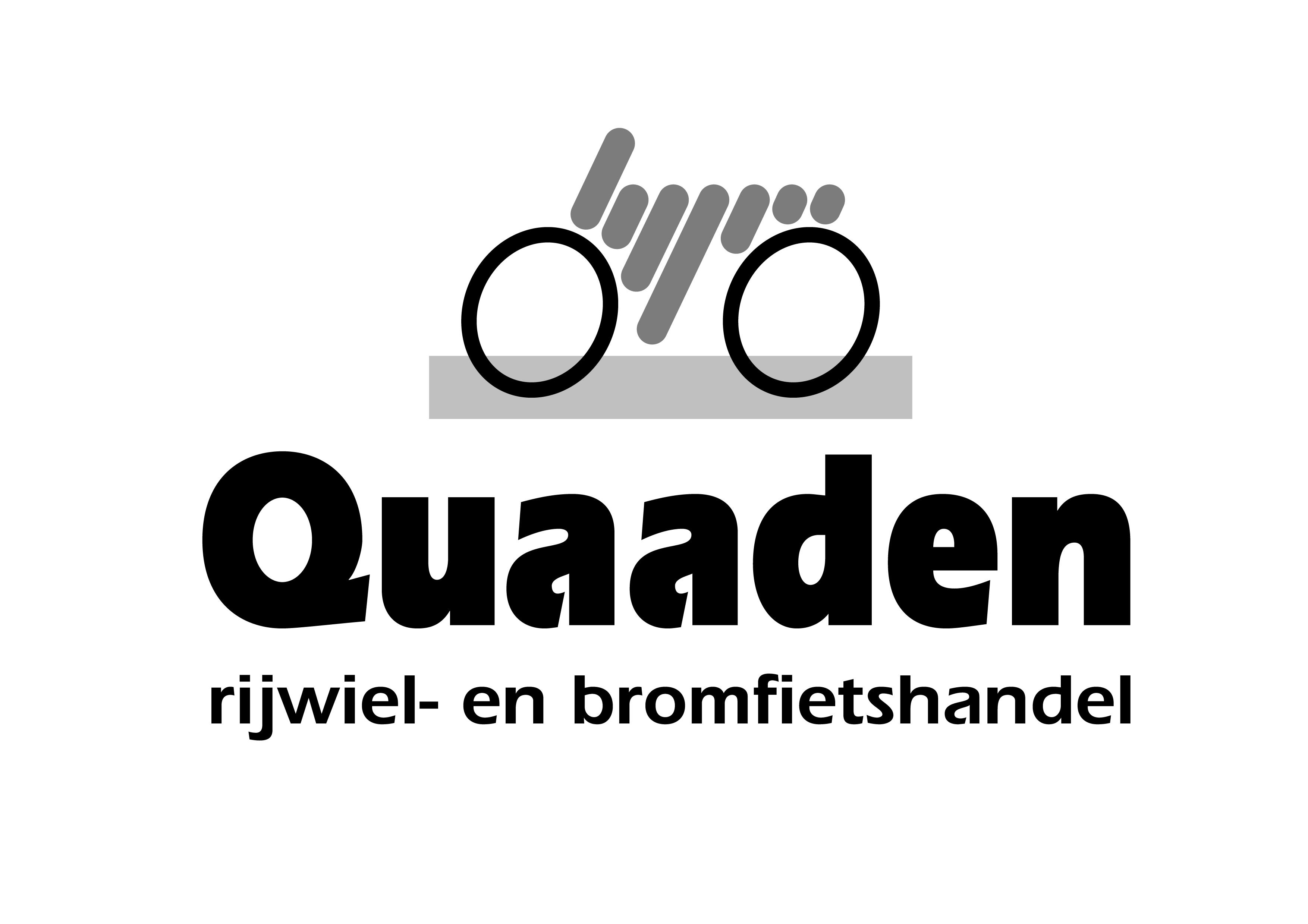 Logo Quaaden Rijwielhandel voor Ontdek de e-bike